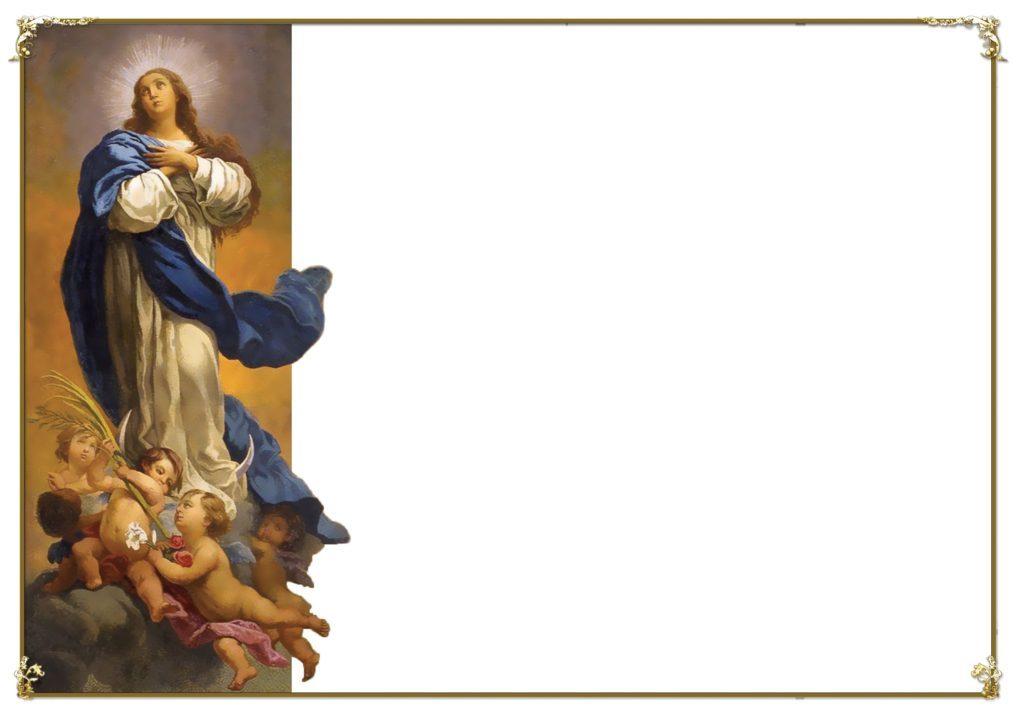 Edictum+ Esempio manifesto funebre lutto di edictum+ pro madonna immacolata angeli