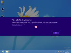 PC Protetto da windows errore protezione certificati correggere installazione avvio edictum+ memoriae+